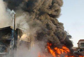 Photo of В Бангкоке снова взрыв