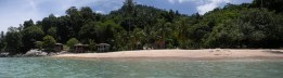 Pulau Perhentian Kecil, Malaysia (The beach where I proposed to Jamie)