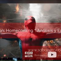 Spider-man: Homecoming ^ Análisis y Explicación.