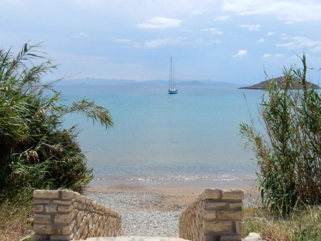 Sabbatical III at Katsidia, Lipsi Island