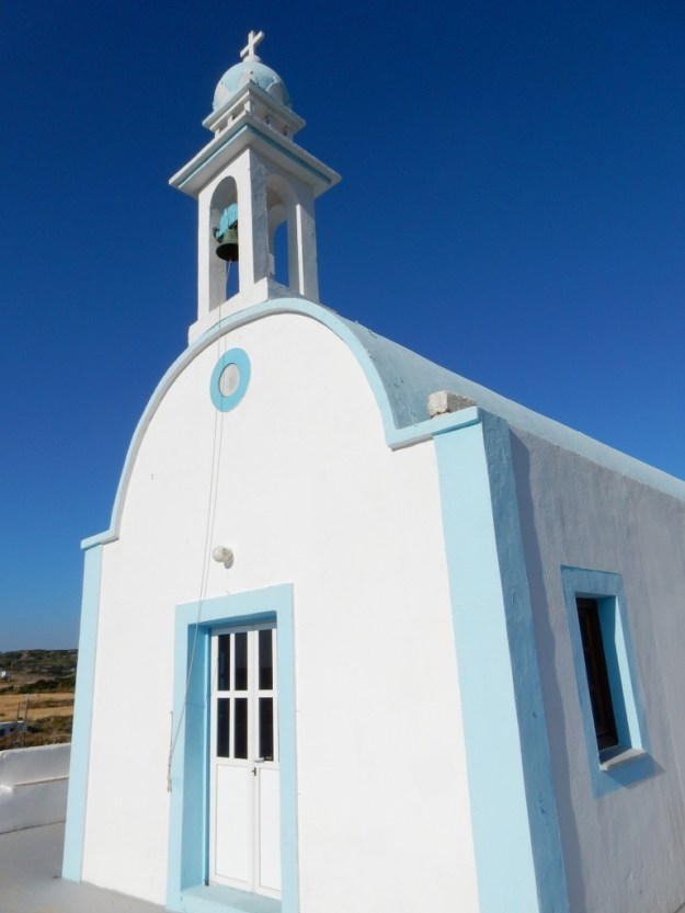 Church, Lipsi Island