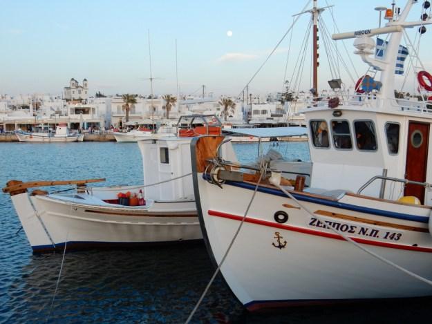 Naoussa Harbor, Paros