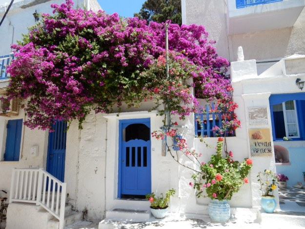 Small hotel in Katapola, Amorgos