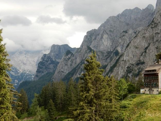 Dachstein's near Gosausee.
