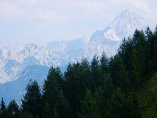 Dolomites near Valbrunna