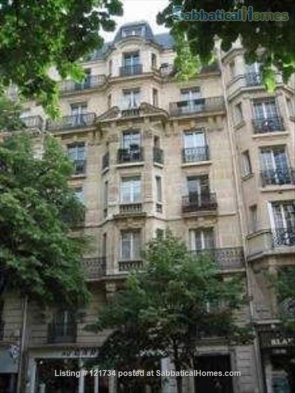 Paris France House For Rent