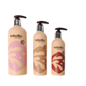 Sabelle Sheep Milk and Manuka Honey Hand Cream Body Wash Body Lotion