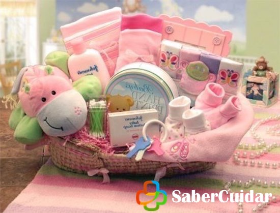 Algunas cosas para cuidar al bebé
