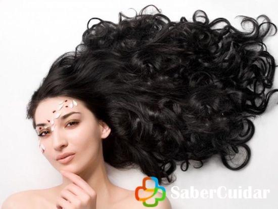 Cuidados para cabello ondulado