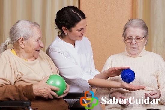 Ejercicio físico para el anciano dependiente