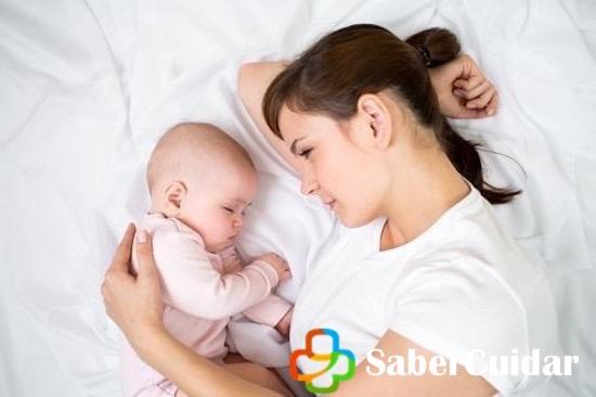 Primeros días del bebé en casa