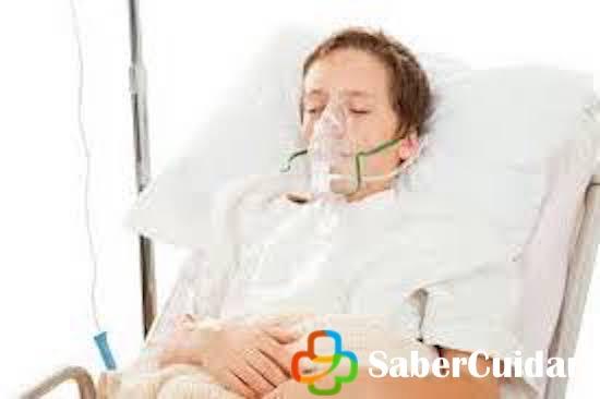Niño enfermo con neumococo