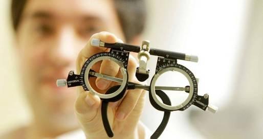 listado enfermedades de la vista