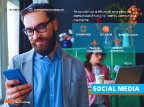 social media marketing educativo