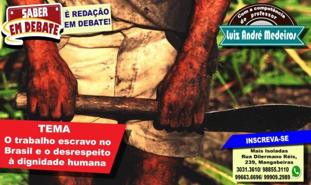 O trabalho escravo no Brasil e o desrespeito à dignidade humana André