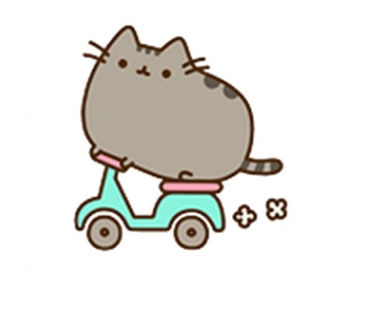 Dibujos De Gatos Para Colorear Kawaii On Log Wall