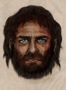 Retrato cazador-recolector Mesolítico europeo