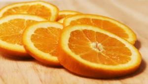 rodaja naranja
