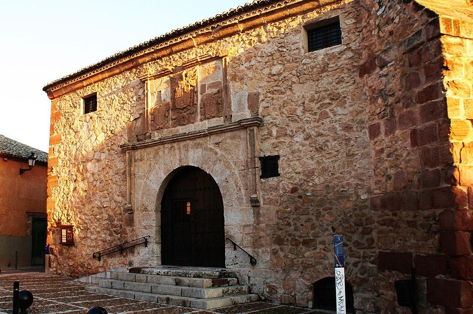 Pósito. Autor, www.tierradegigantes.es