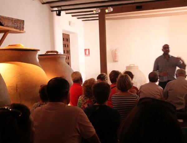 Visita guiada El Toboso Cultura Itinere