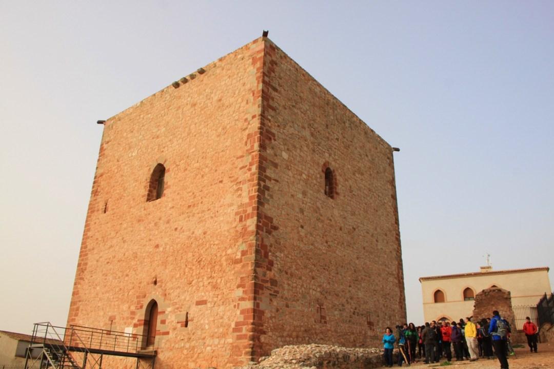 Visita al Castillo de Terrinches