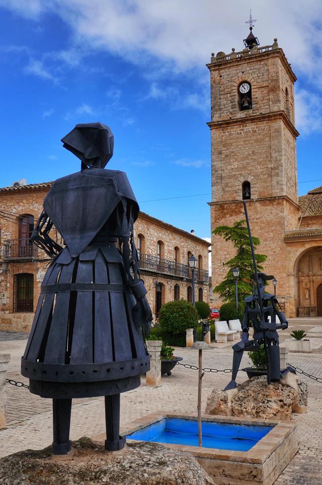 El Toboso, Ruta del Quijote
