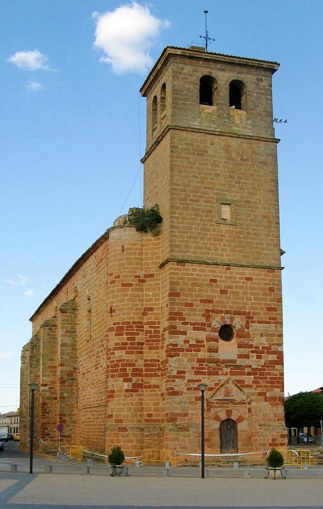 Iglesia de San Vicente Mártir, Cózar
