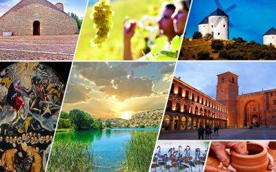 Una escapada accesible, cultural, natural y artesana por Castilla – La Mancha
