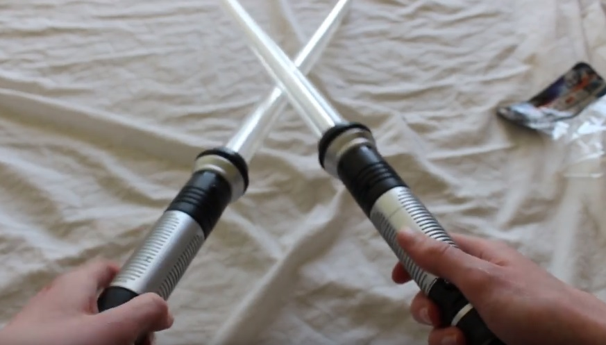 TotalFX Rogue Lightsaber review TOTAL RIPOFF
