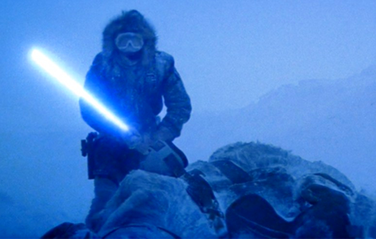 whats-the-weirdest-lightsaber-moment-in-star-wars-han-solo