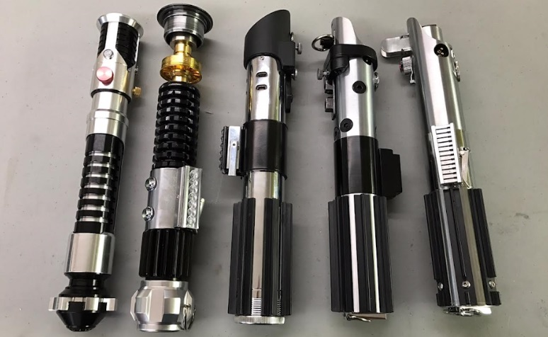 Movie Inspired Lightsabers by Korbanth: An Interview with Founder Randy Johnson