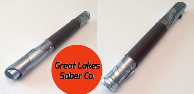 Great Lakes Saber Co lightsaber hilt