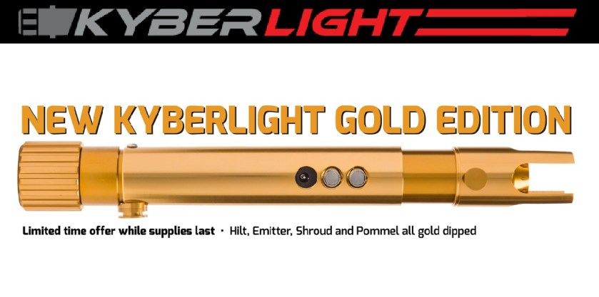Kyberlight Gold
