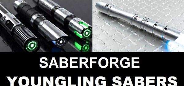 Saberforge Youngling Sabers