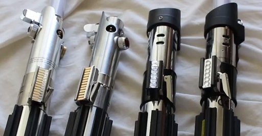 Graflex and MPP sabers