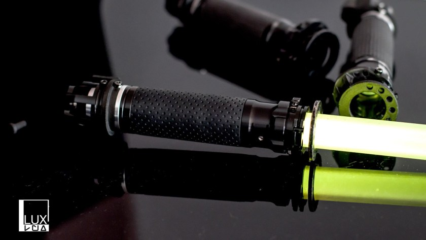 Lux Sabers Corran Horn lightsaber