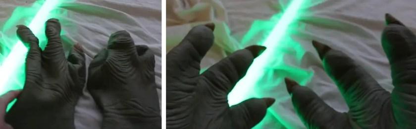 Rubie's Yoda Hands