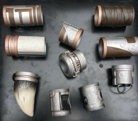 Savi's Workshop Elemental Nature scrap metal parts