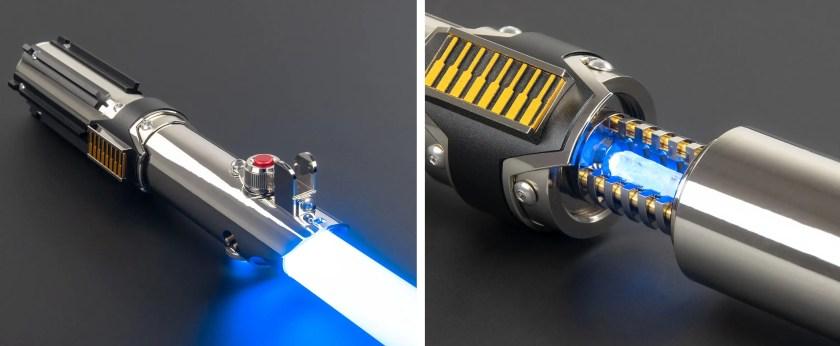 Saberforge Reyflex lightsaber