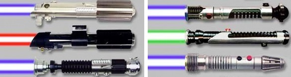 list-of-personal-lightsabers