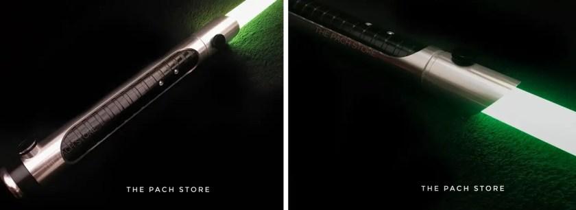WonderForce x Ultimate Works Kishi lightsaber