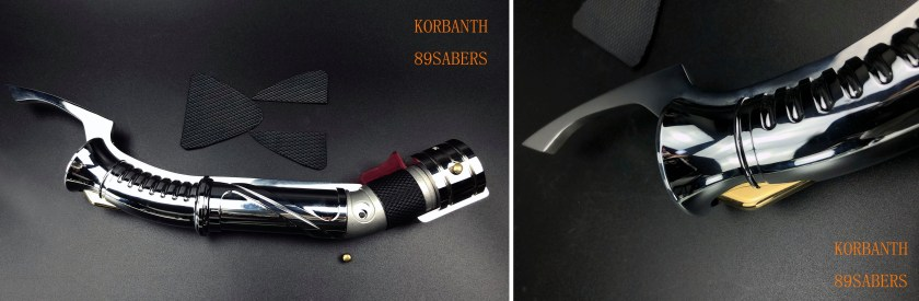 Korbanth Duke V2 lightsaber hilt