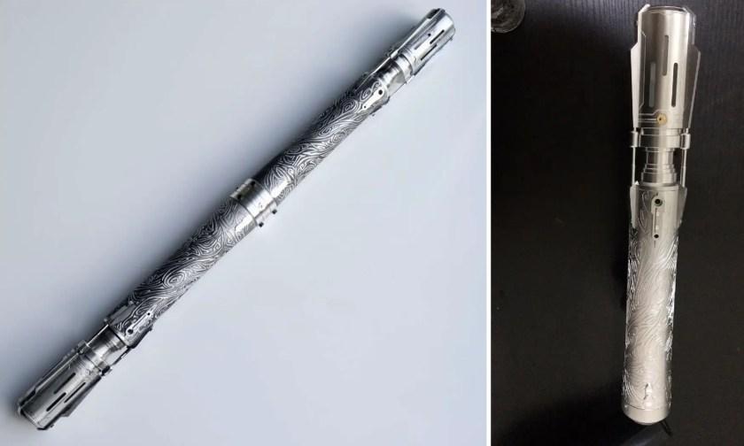 Sabre laser Korbanth Satele