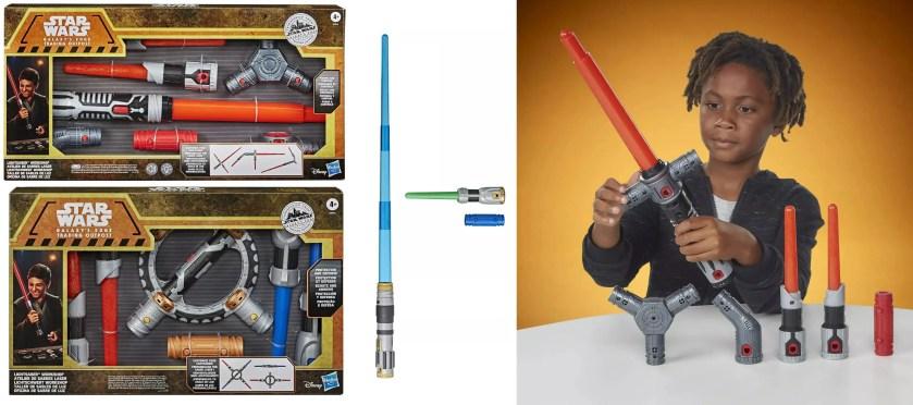 Star Wars Galaxy's Edge Lightsaber Workshop Toy Line