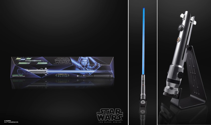Hasbro Ahsoka Tano Force FX Elite Lightsaber