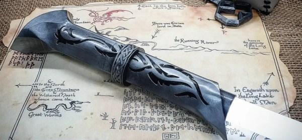 Thranduil sword lightsaber