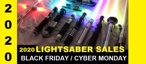 Black Friday Lightsaber Sales