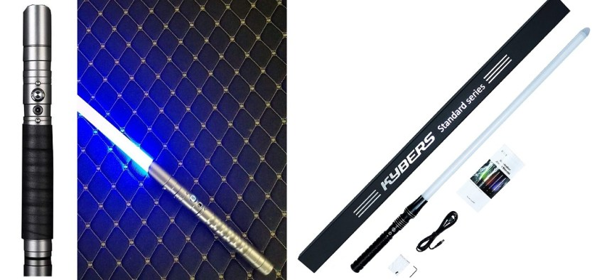 Kybers lightsaber