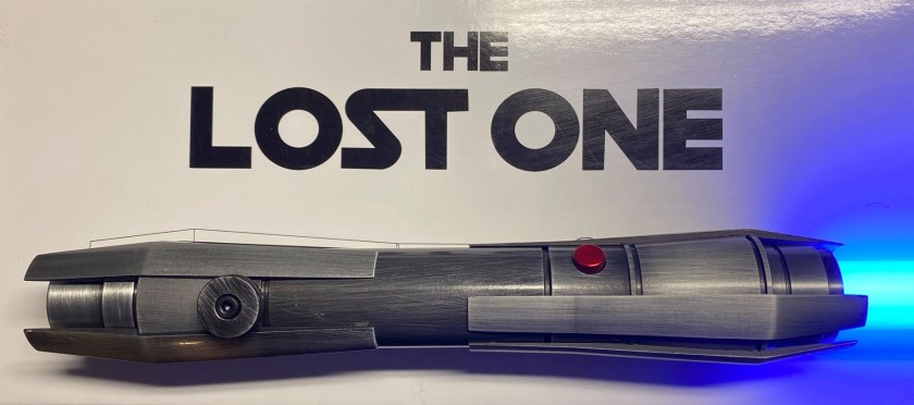 5280 Printing The Lost One lightsaber