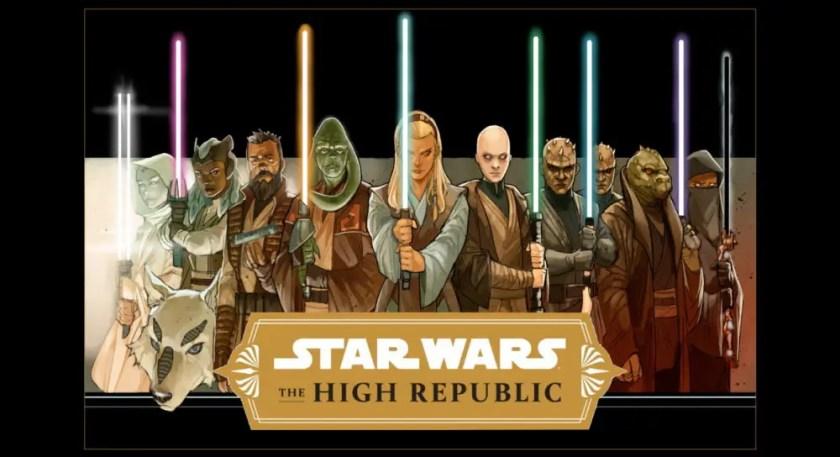 High Republic lightsabers